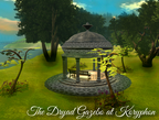 Koryphon Nightlife - Dryad Gazebo SMALL