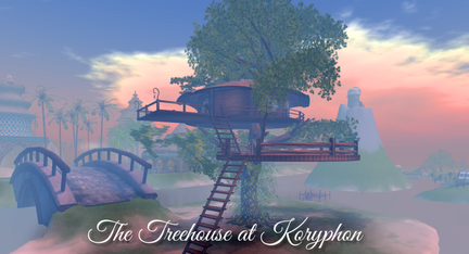 Koryphon - The Treehouse SMALL
