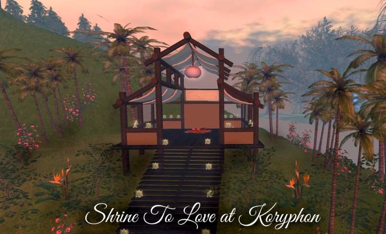 Koryphon - Shrine  To Love SMALL