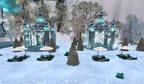 Wintervale Region - Dining Winter Style 001