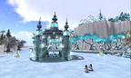 Wintervale Region - The Landscape - Frozen Gazebo 001