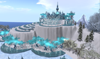 Wintervale Region - The Landscape - Frozen Palace 002