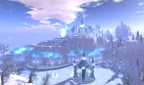 Wintervale Region - The Landscape - Frozen Palace 004