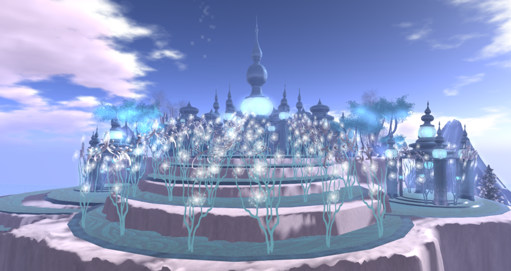 Wintervale Region - The Landscape - Frozen Palace 003