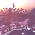 Wintervale Region - The Landscape - Frozen Palace 006