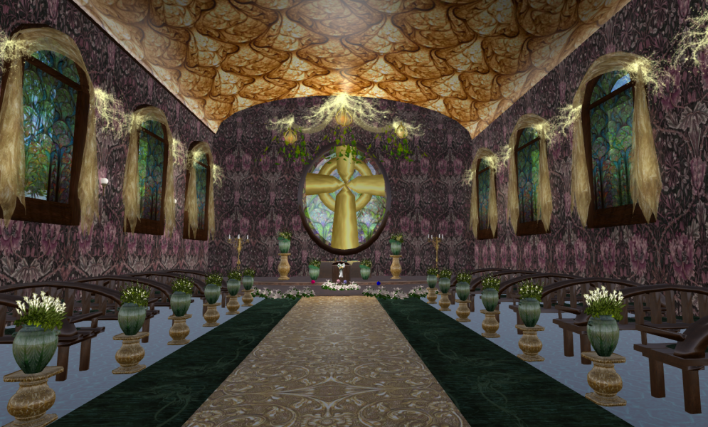 The Country Chapel interior view  @ Indigo 001